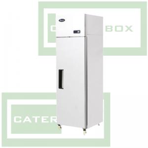 Stainless Upright Freezer