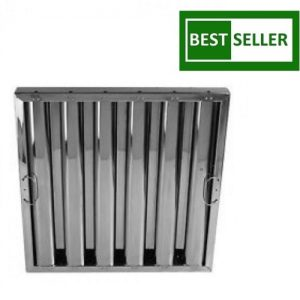 Stainless Steel Baffle Filter