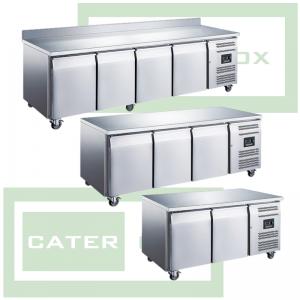 Blizzard Gastronorm Freezer Counters LBCX