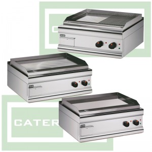 Lincat Silverlink 600 Electric Counter-top Griddle GS7