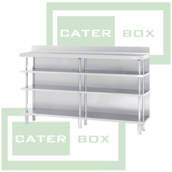 Stainless Steel Back Bar Table