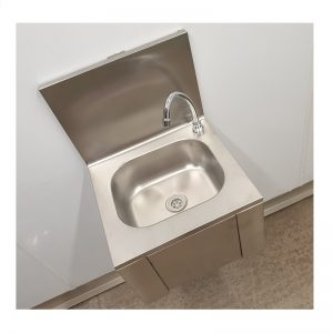 MKWB Push Panel Wash Hand Basin