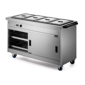 Bain Marie Hot cupboards