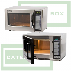 Sharp Commercial Microwave Ovens