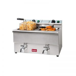 Commercial Counter Top Fryer