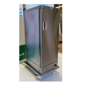 DELVO Mobile Hot Cupboard HCGN6