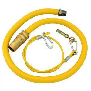 Quick Release GAS Hose