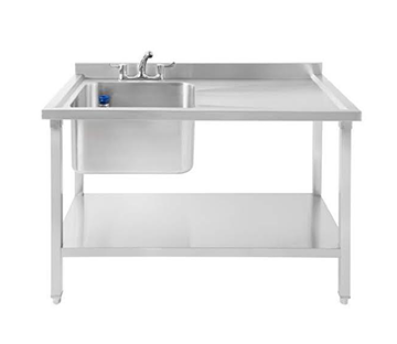Stainless Steel Tables Sinks Canopies Catering Equipment
