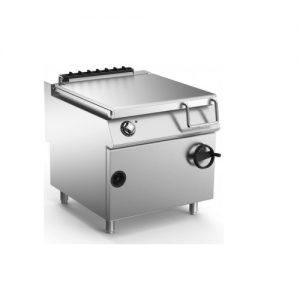 80 Litre GAS Tilting Bratt Pan
