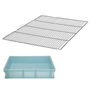 Pastry Grids and Containers