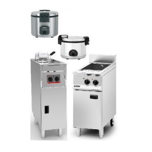 Pasta Boilers and Rice Cookers