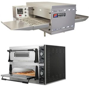 Pizza or Bread Ovens