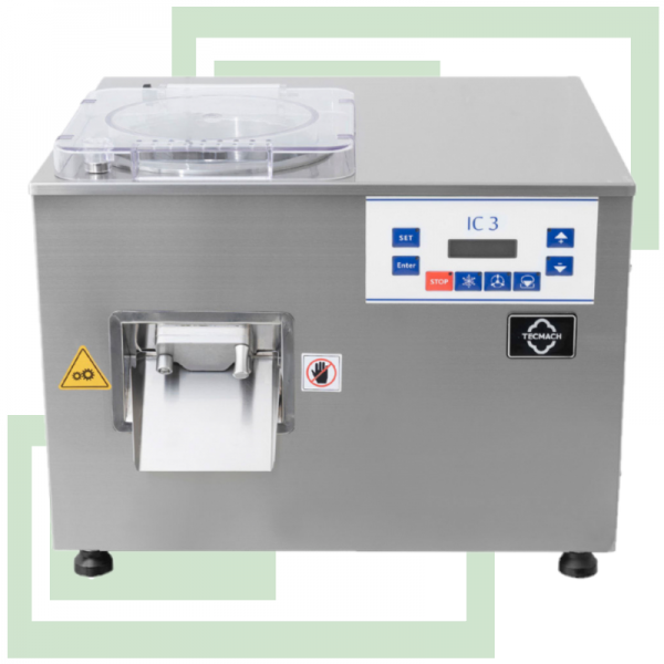 Unifrost Professional Touch Control Gelato Maker VBF3 Product Image